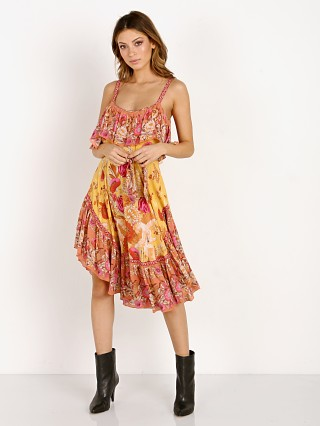 Spell & The Gypsy Siren Song Strappy Dress Marigold