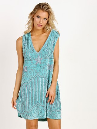 Spell & The Gypsy Elsa Sequin Dress Opal