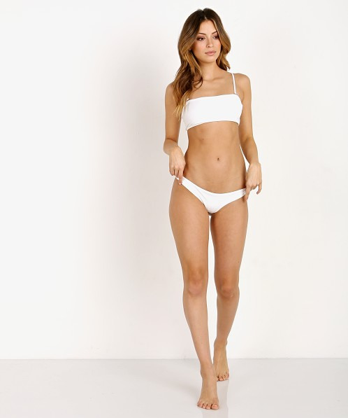 4ae35bd1490 Frankie s Bikinis Scarlett Top White 10136 - Free Shipping at Largo Drive