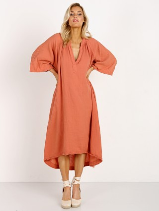 9Seed Tangier Caftan Coppertone