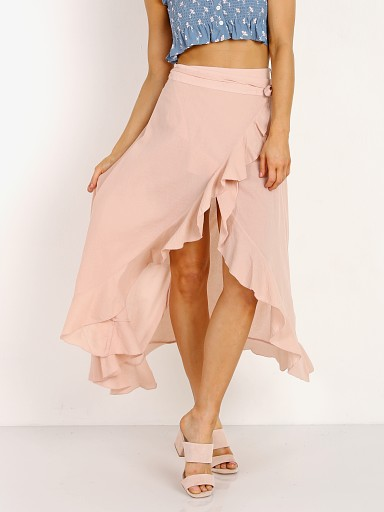 9Seed Solana Skirt Dusty Rose