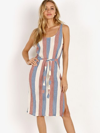 Zulu & Zephyr Ribbon Dress Stripe
