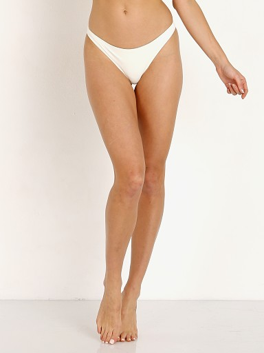 Solid & Striped The Sadie Bikini Bottom White