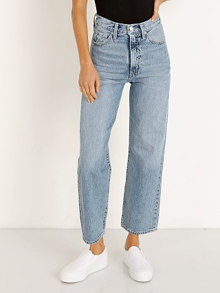 Levi's Wellthread Ribcage Straight Moon Stone Indigo Hemp
