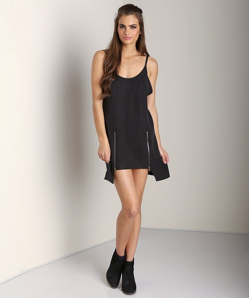 Stone Cold Fox Bolas Dress Black