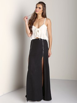 Stone Cold Fox Alejandro Skirt Black