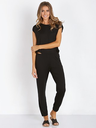 LNA Clothing Rocky Jumpsuit Black
