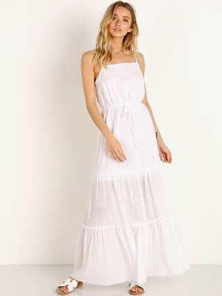 Rue Stiic Tupelo Maxi Dress White