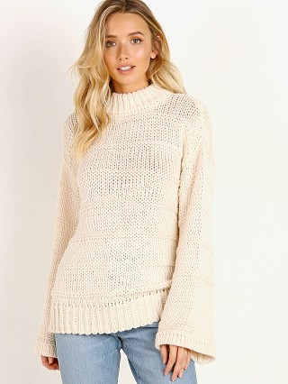 Rue Stiic Hamilton Sweater Knit Off White
