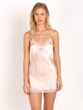 Complete the look: Only Hearts Silk Charmeuse Mini Slip Nudie