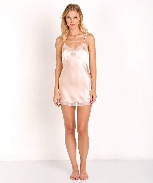 Only Hearts Silk Charmeuse Mini Slip Nudie