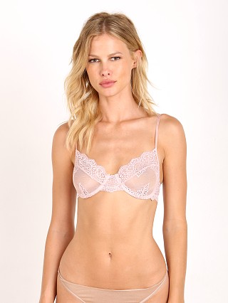 You may also like: Only Hearts So Fine with Lace Underwire Bra Nudie