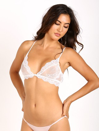 Only Hearts So Fine with Lace Bralette Cream