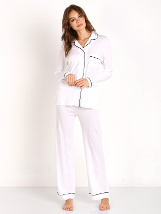 You may also like: Only Hearts Organic Cotton PJ Set White w/ Black