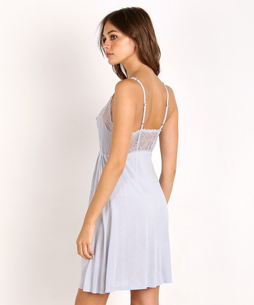 Only Hearts Venice Tank Chemise Silver