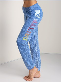 Rebel Yell Malibu Skinny Pant Vintage Royal