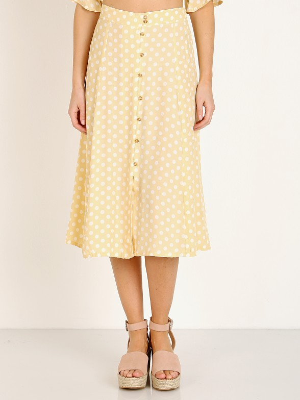 Faithfull the Brand Marin Skirt Le Marais Dot