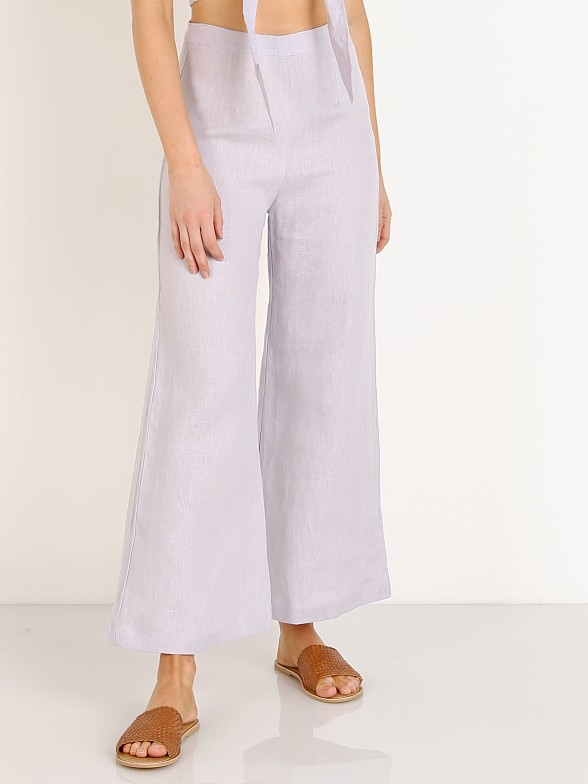 Faithfull the Brand Scelsi Pants Plain Lavender