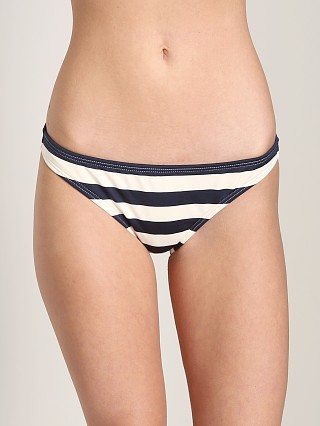 Juicy Couture Boho Stripe Flirt Lace Up Bottom Regal