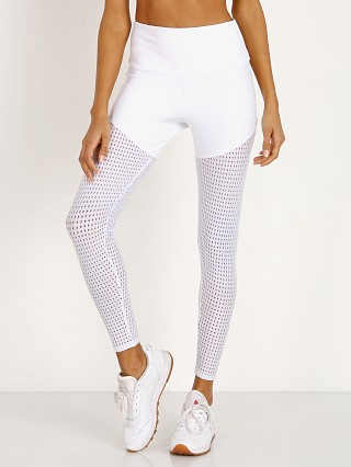 Complete the look: Onzie Half/Half 2.0 White