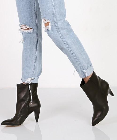 c2a34ffc1c2 Dolce Vita Loxen Boot Black Leather