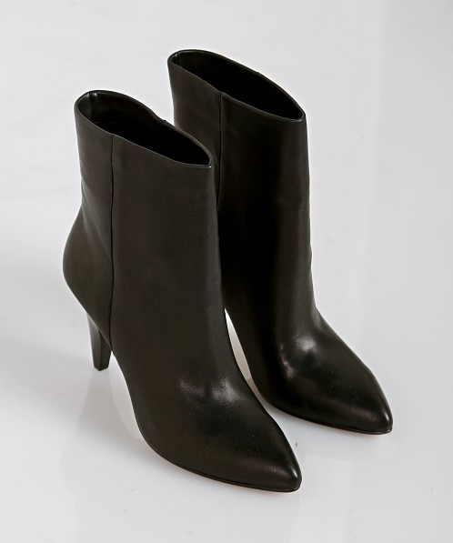Dolce Vita Loxen Boot Black Leather