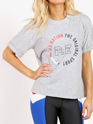 PE NATION Jump Off Tee