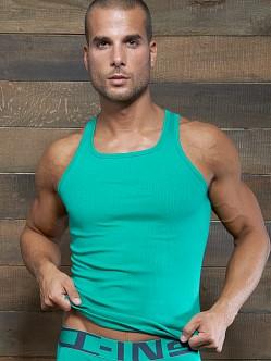 C-IN2 Prime Square Tank Top Galac Green