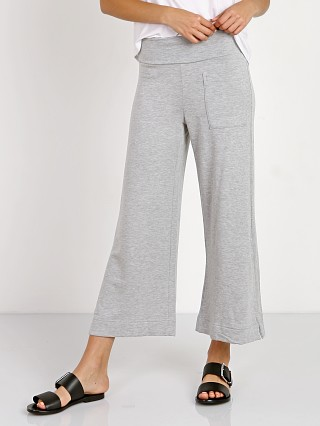 Splits59 Runway Culotte Sweatpant Light Grey