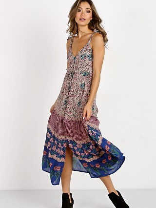 Cleobella Chennai Maxi Dress Indian Floral