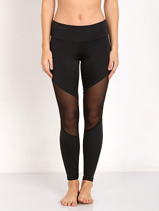 Complete the look: Onzie Track Legging Black Mesh