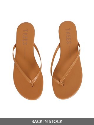 Tkees Foundations Flip Flop Au Natural