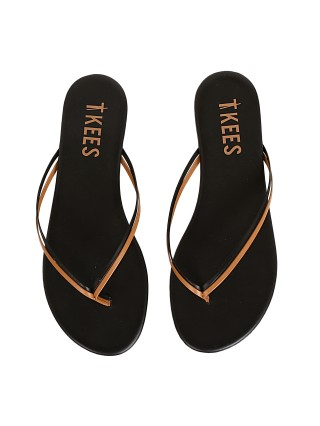 Tkees Duos Flip Flop Brownie