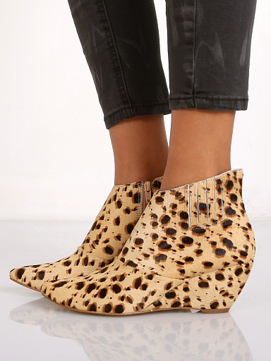 Matisse Nugent Cheetah Natural