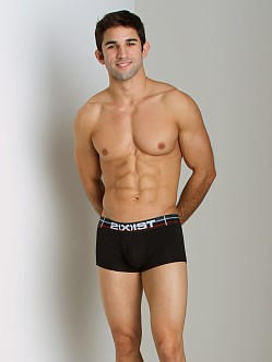 2xist Tartan No-Show Trunk Black