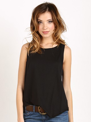 Free People Sydney Tank Black