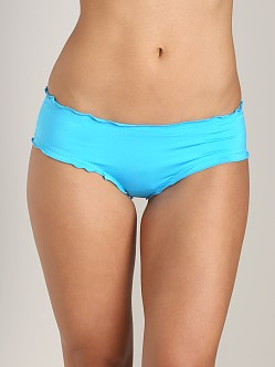 CA by Vitamin A Rio Ruffle Hot Pant Malibu