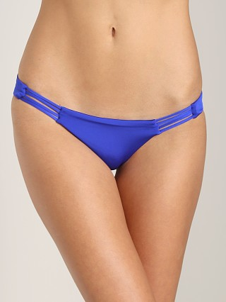Complete the look: CA by Vitamin A Solange Triple Strap Hipster Electric Blue