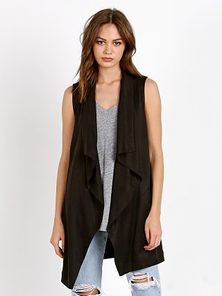BB Dakota Hallett Vest Black