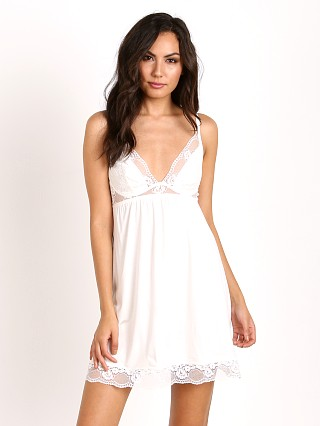 Complete the look: Eberjey Noor Chemise Ivory