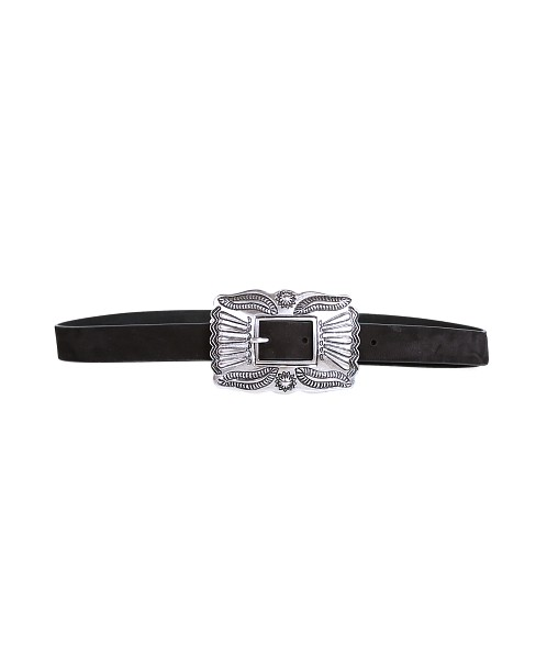 B-Low The Belt Mini Catalina Nubuck Hip Belt Black