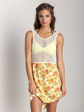 Tallow Sunflower Dress