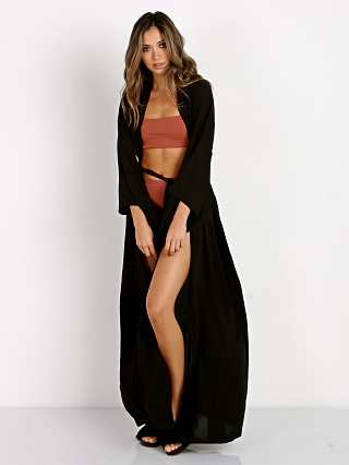 You may also like: Indah Opium Maxi Kimono Black