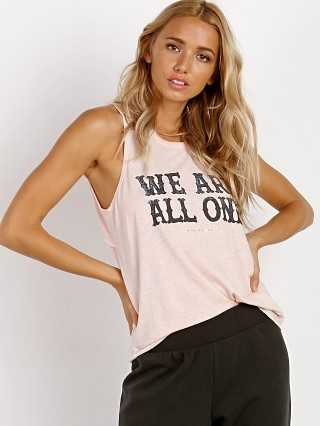 You may also like: Spiritual Gangster We Are All One Studio Tank