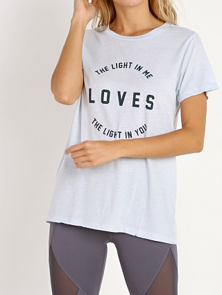 Spiritual Gangster Light in Me Rec Tee
