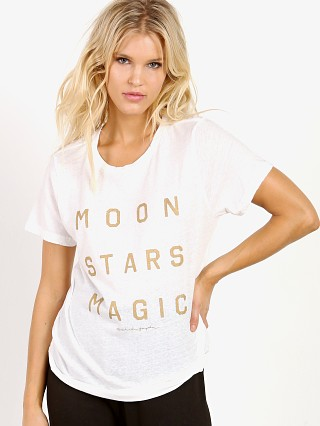 Spiritual Gangster Moon Stars Magic Rec Tee