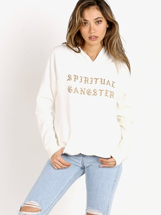 Spiritual Gangster All One Old English Downtown Hoodie