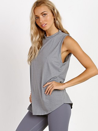 Varley Performance Laurel Vest Light Grey