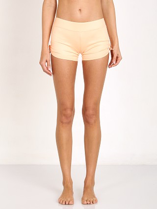 alo Sweat It Short Tropical Peach Glossy