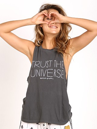 Spiritual Gangster Trust the Universe Vintage Black